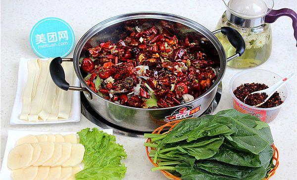 鑫和炝锅鱼(梨园路店)味道好吃吗?