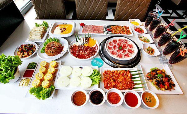 辣白菜韩式炭烧烤肉时尚馆(开元商城店)如何?