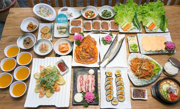 韩尝宫韩国式料理