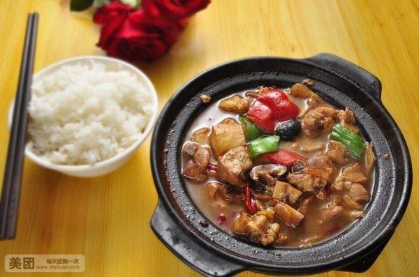 华雷黄焖鸡米饭(河海大学店)