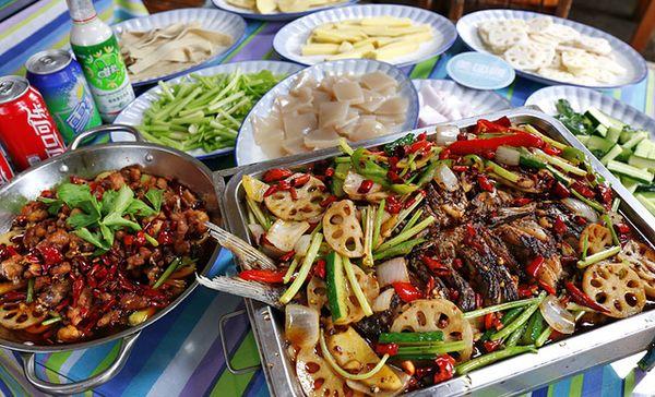 万州烤鱼(高升桥店)