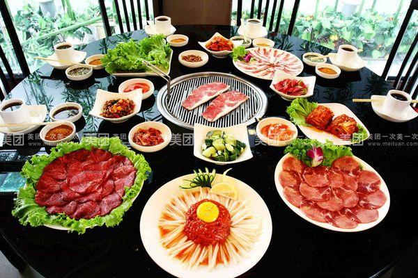 火上芭蕾韩式自助烤肉(蛟龙港店)