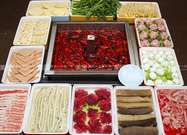 川西坝子浑然香火锅味道好吃吗?