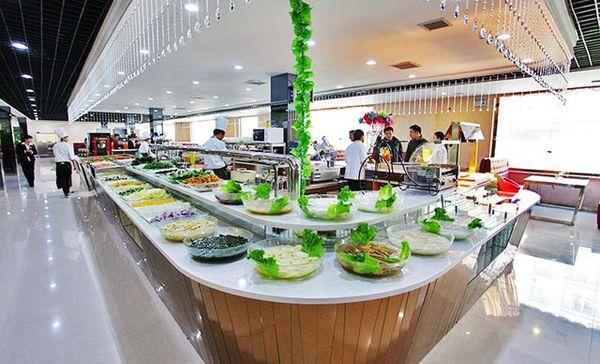 五谷香自助涮烤火锅味道好吃吗?