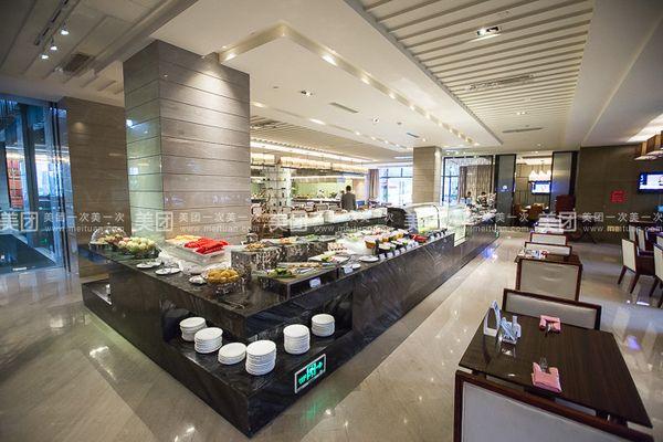 珠江皇冠假日酒店自助餐Cafe 2011味道怎么样?
