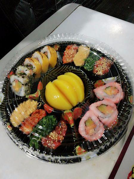 樱花雨寿司大家怎么看?