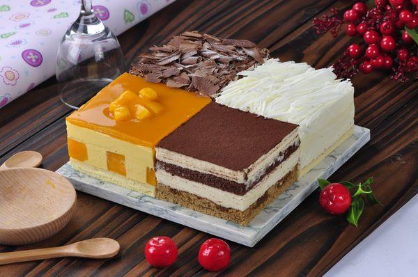 欧菲克生日蛋糕(芳竹花园店)