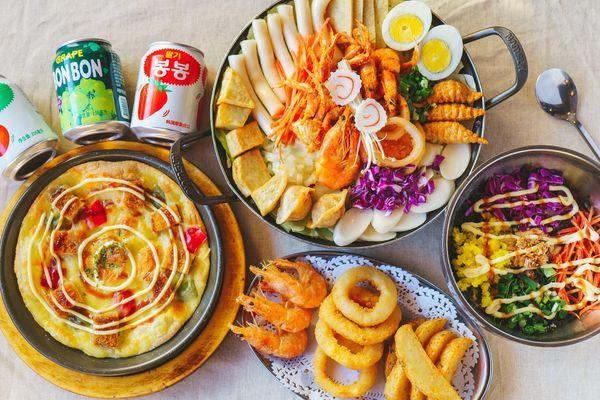 欧巴来了韩式料理味道怎么样?