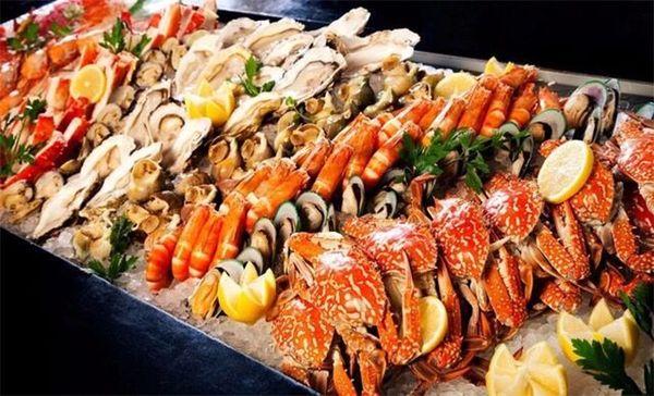 深海渔场海鲜自助餐厅(万达广场店)