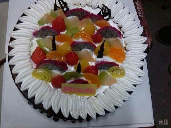 xingfushiguang蛋糕(光谷广场店)怎么样?