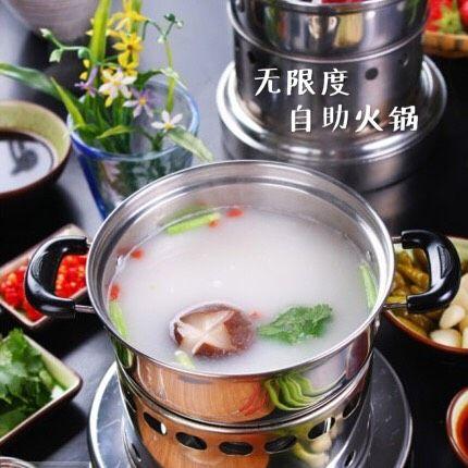 无限度自助火锅好吃吗?