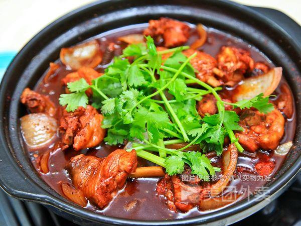 蒙古人碳烤羊腿(海口国兴路店)