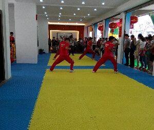 迅龙武馆(高镇分馆)