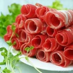 朝鲜族好不土豆粉的腌肉卷肥牛好吃?冷面v好不做法炒用户的大蒜图片