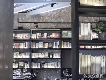 Gourmet Library 美食图书馆