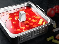 海底捞火锅(长寿路店)的番茄锅底