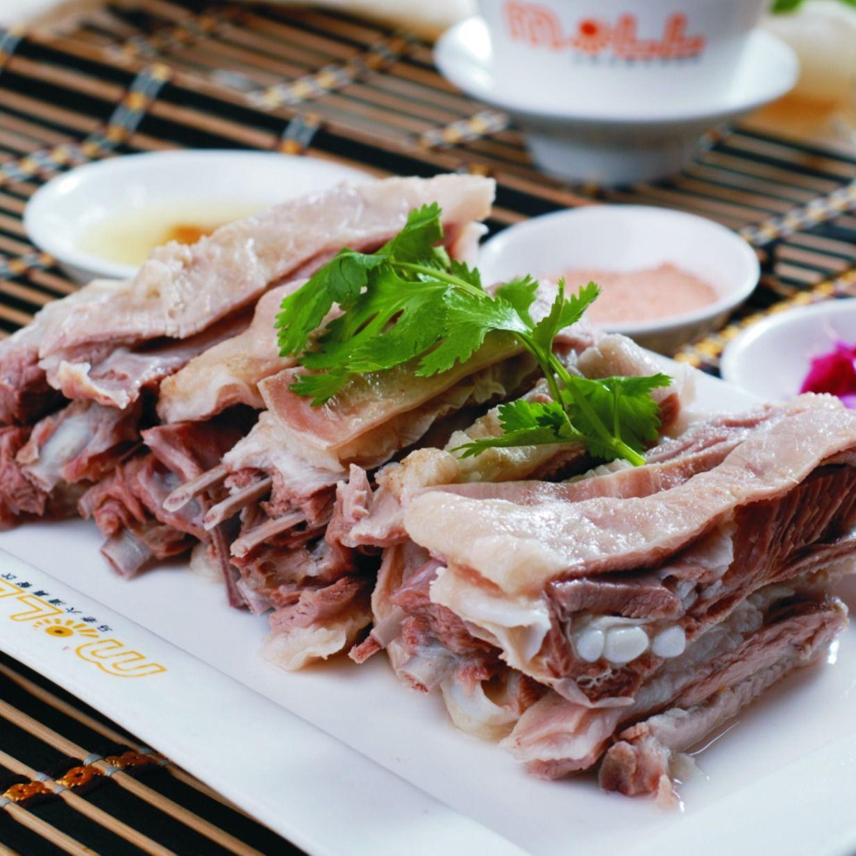 马老六清真餐饮(通渭路总店)