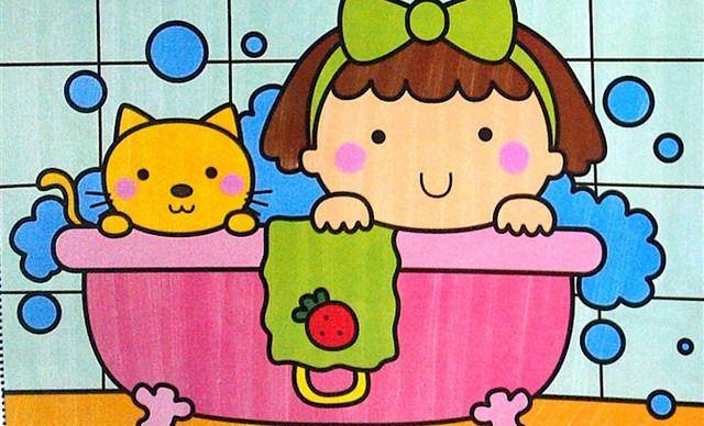 【七彩童年画室】儿童画1课时,提供免费wifi 原价:100/折扣:3/节省:7图片