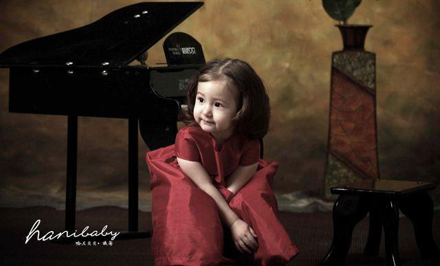 【哈尼贝贝儿童摄影】至尊宝宝儿童写真套系