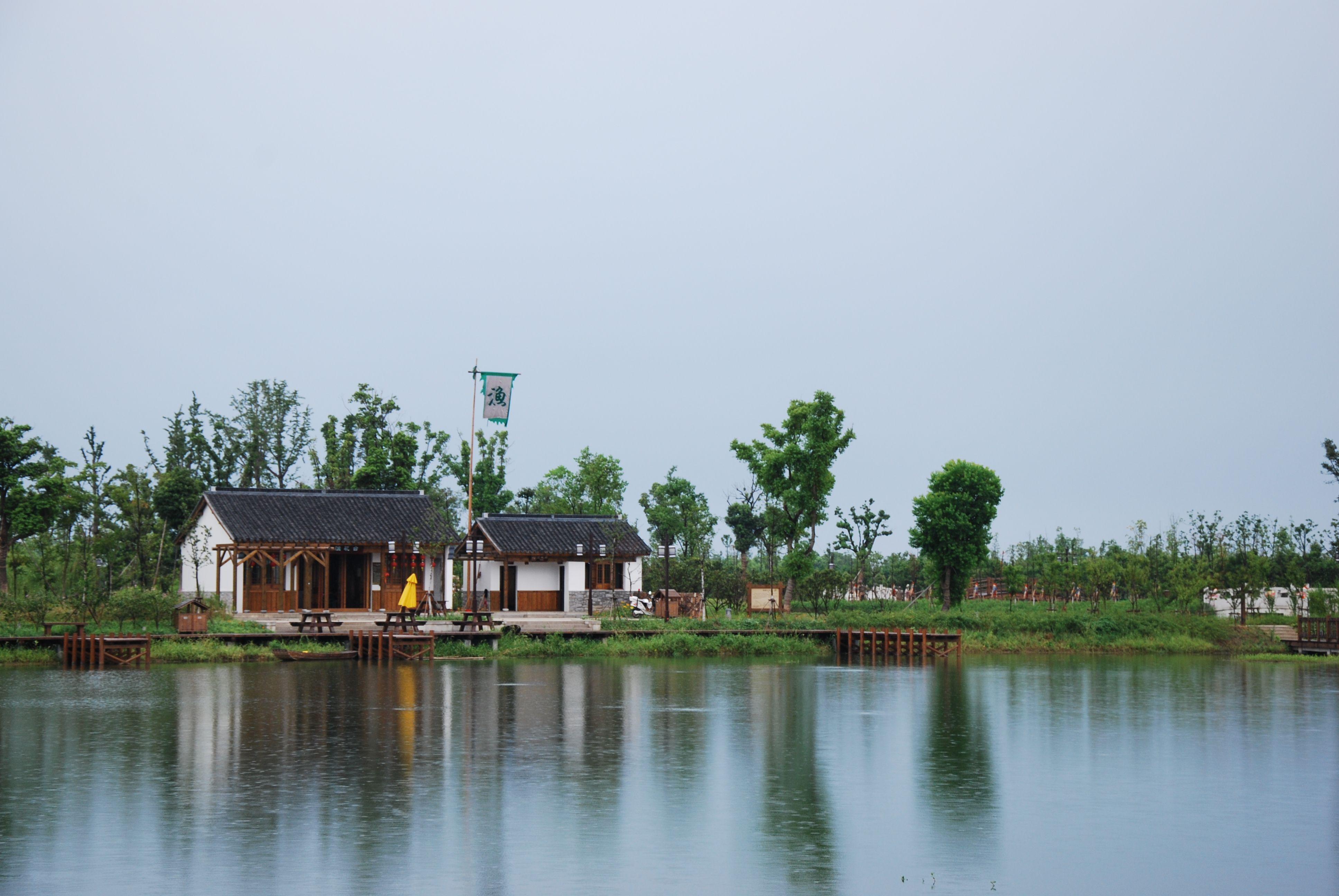 【苏州太湖国家湿地公园   中国刺绣艺术馆 - 成人联票】【凭驴妈妈