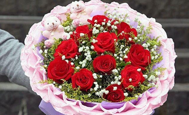微信头像花朵玫瑰花