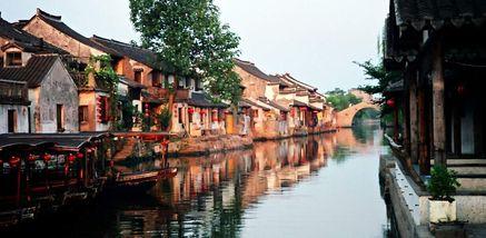 【南通出发】西塘古镇旅游景区纯玩1日跟团游*西塘古镇一日游-美团