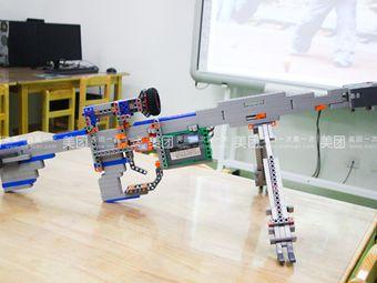 青少年宫中鸣机器人教育