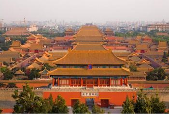 【北京出发】天安门广场、故宫博物院、八达岭长城纯玩1日跟团游*含珍宝馆只为点赞无餐-美团