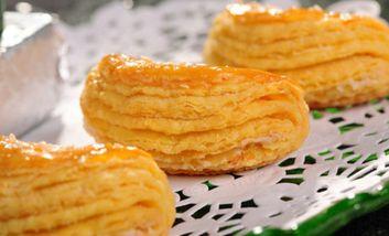 【博兴等】红苹果蛋糕园-美团