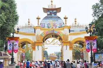 【国色天乡】国色天香一期童话乐园花卉节门票-美团