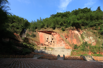 【长宁县】七洞沟旅游风景区门票+观光车成人票-美团