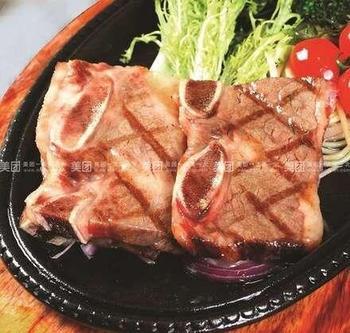 【德宏】台北帮厨牛排自助-美团