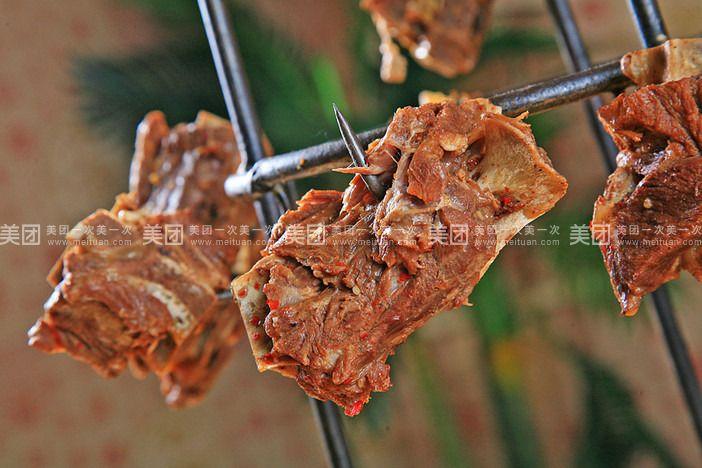 【北京蝎子鱿鱼蝎子】烤羊烤羊2人餐团购|图片团购怎么做图片