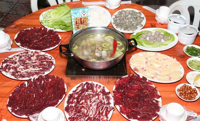 潮州牛肉火锅