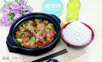 【郑州】王嘉卫黄焖鸡米饭-美团