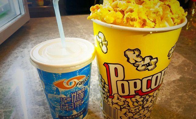 :长沙今日团购:【华耀国际影城】可乐(小杯)+爆米花(中桶)1份