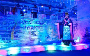 【碑林区】陕西会客厅冰雪大世界门票(成人票)-美团