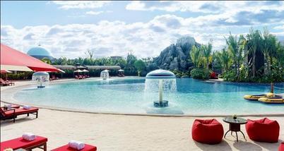 【龙华区】海口观澜湖温泉度假酒店门票(成人票)-美团