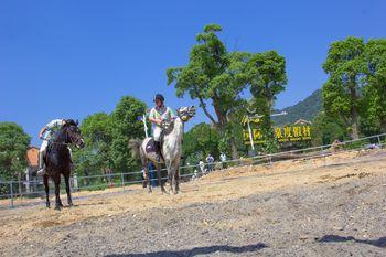 【永修县】西海温泉泉水乐园门票+1圈骑马体验票(成人票)-美团