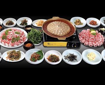 【蚌埠】韩江源音乐烤肉餐吧-美团