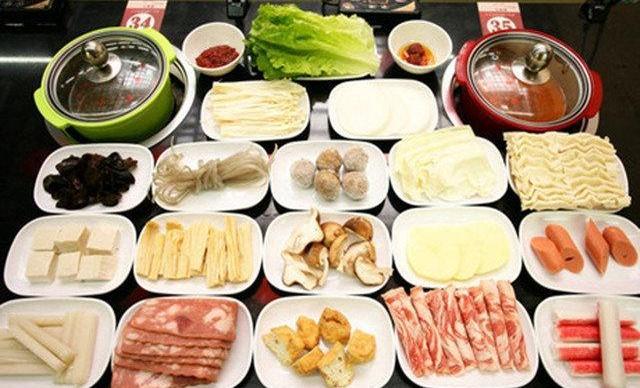 :长沙今日团购:【七度香小火锅】火锅+寿司+饮品,建议4人使用,包间免费