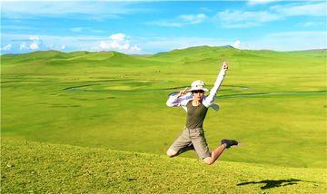 【海拉尔区出发】根河湿地、白桦林纯玩7日跟团游*【亲子夏令营】-美团