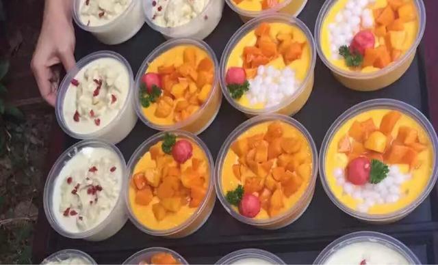 :长沙今日团购:【黑森林】甜品水果捞,建议3-4人使用,提供免费WiFi