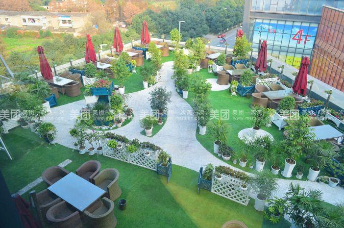 天空之城花园餐厅