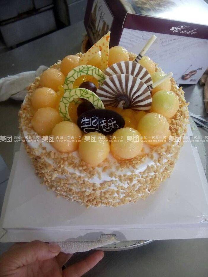 【青岛香香蛋糕房团购】香香蛋糕房蛋糕团购|图片