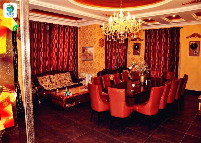 欧式奢华餐厅