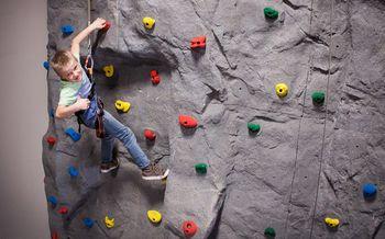 【渝北区】重庆际华园极限运动中心趣味攀岩儿童票-美团