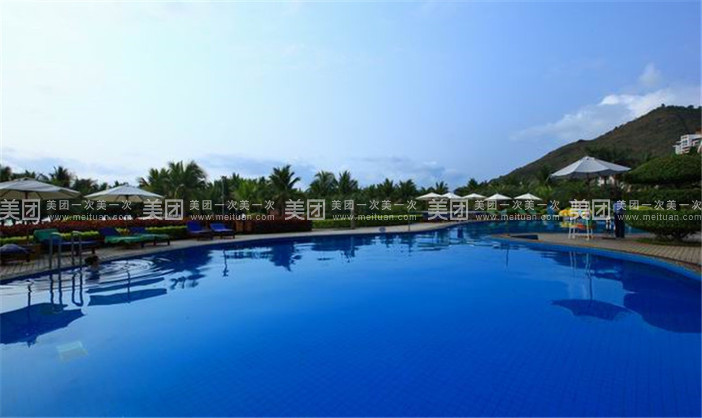 热带滨海旅游度假区——三亚市亚龙湾国家旅游度假区
