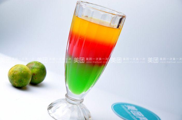 三色果汁_简单的三色果汁怎么做