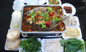 【安丘等】渔夫烤鱼-美团